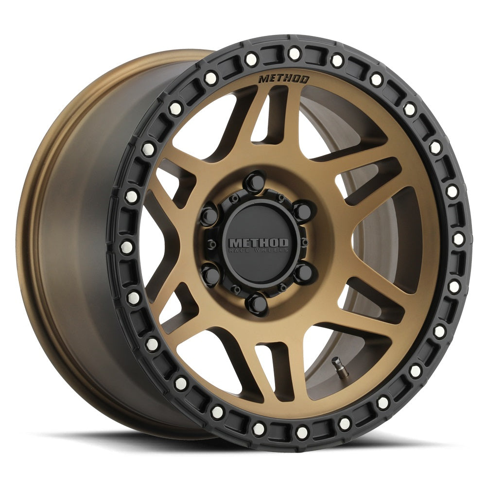 Method MR312, 17x8.5, 6x120