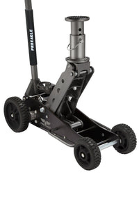 "Pro-Eagle 2 Ton Floor Jack, Big Wheel ""The Beast"""