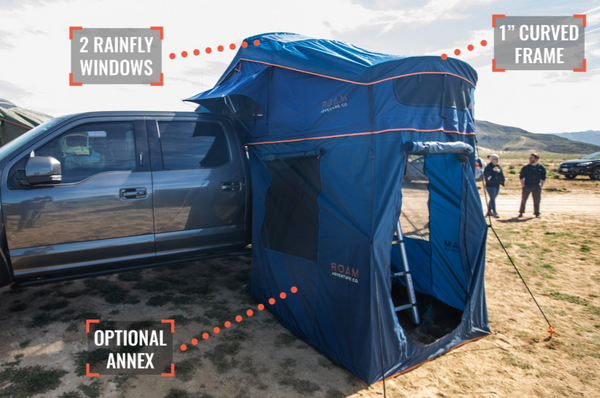 Roam Adventure Co - The Vagabond Rooftop Tent