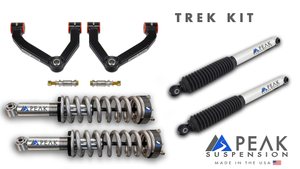 Peak Suspension Trek Kit