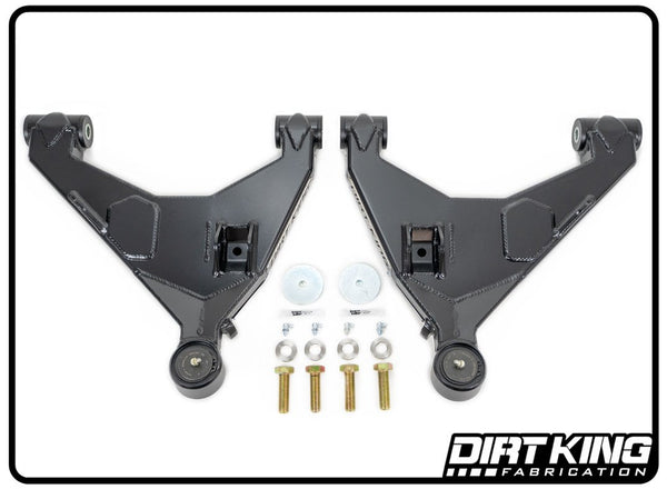 Dirt King Performance Lower Control Arms [05+ Tacoma]