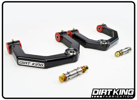 Dirt King Boxed Uniball Upper Control Arms [09-18 F-150]