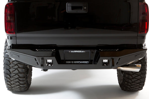 A.D.D. Honeybadger Rear Bumper [15+ Colorado Z71 & ZR2]