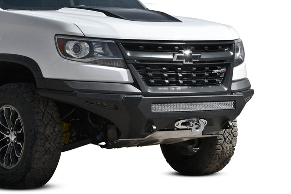 A.D.D. ZR2 Stealth Fighter Winch Front Bumper [17+ ZR2]