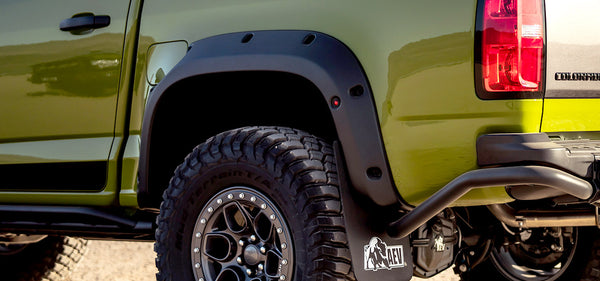 AEV Splash Guard Set [17+ ZR2]
