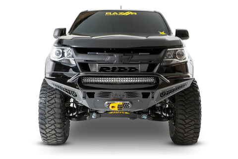 A.D.D. Honeybadger Winch Front Bumper [15+ Colorado]