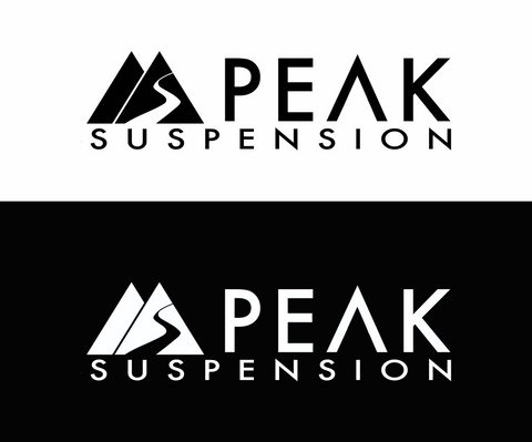Peak Suspension Decal
