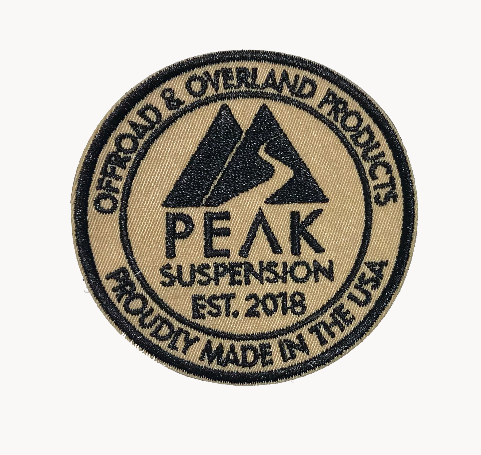 2019 Peak Suspension Patch