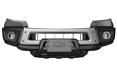 AEV Bison Front Bumper Kit [15+ Colorado & 17+ ZR2]