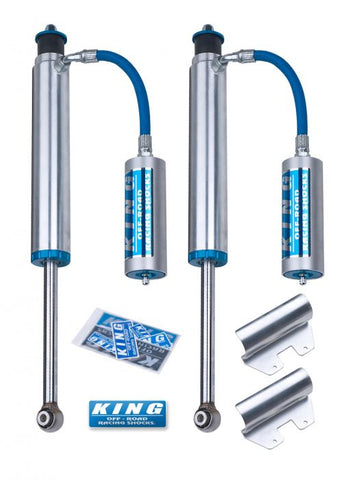 "King Shocks Performance Series 2.5"" Remote Reservoir Shock [05+ Tacoma]"