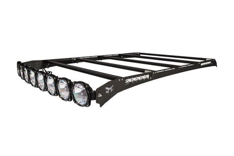 "KC HiLiTES M-Rack Toyota Tundra 50"" Gravity Pro6 Roof Rack"