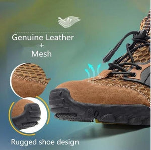 PROMOTION 81% OFF - OUTDOOR HIKING SHOES - SUPER RESISTANT & COMFORTABLE