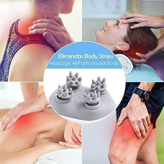 2019 Newest Multifunctional Electric Scalp Massage - whnsp