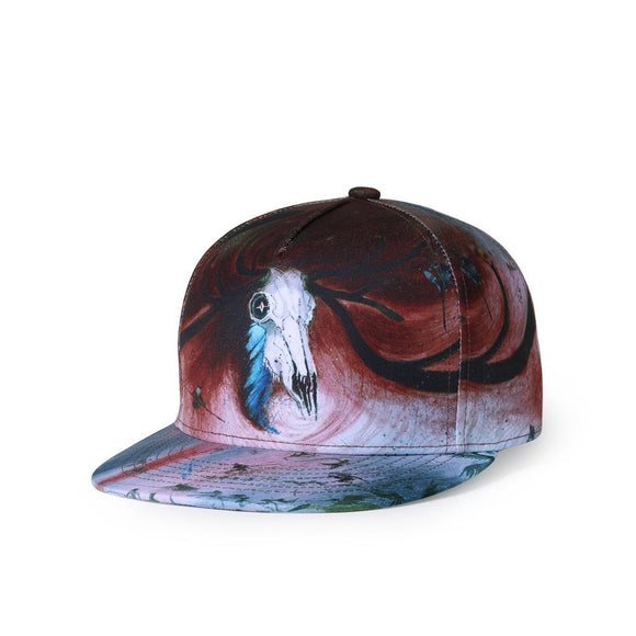 Animal Hip Hop Cap