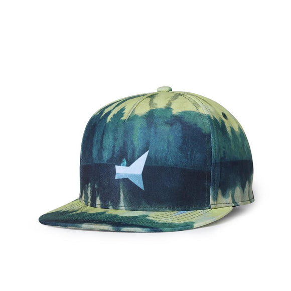 Exclusive Illustration Design Hip-hop Cap