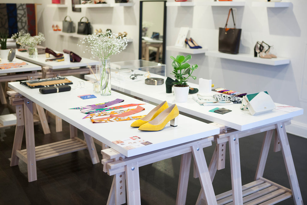 Mayfair Pop-Up Shop London Small Independent Designers