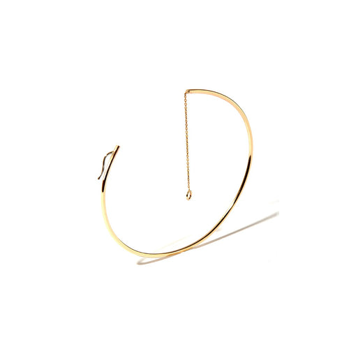Unique gold bracelet online UK - Adriana Chede Jewellery