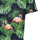 Kick on. | Probably New Zealand's Finest Party Shirts Santo Flamingo