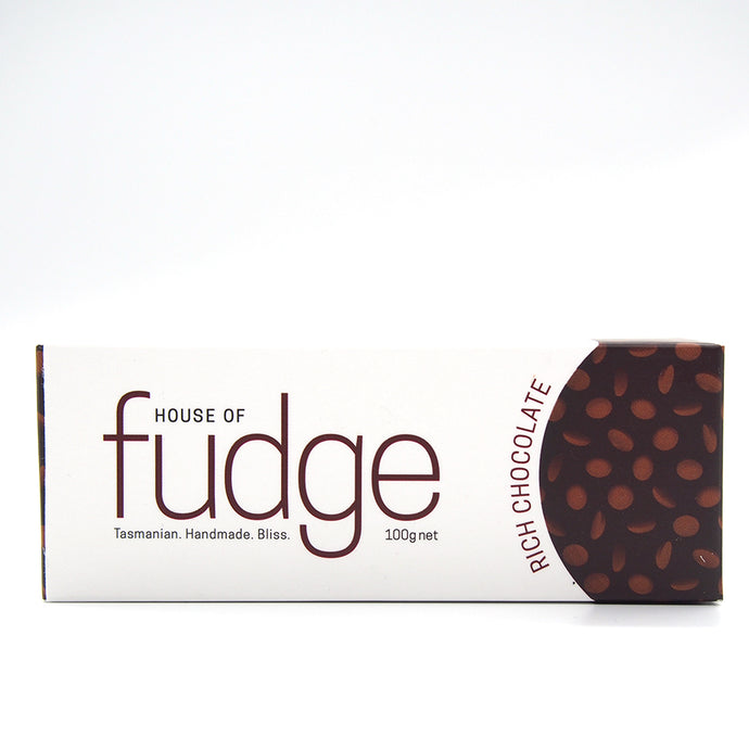 FUDGE - Rich Chocolate