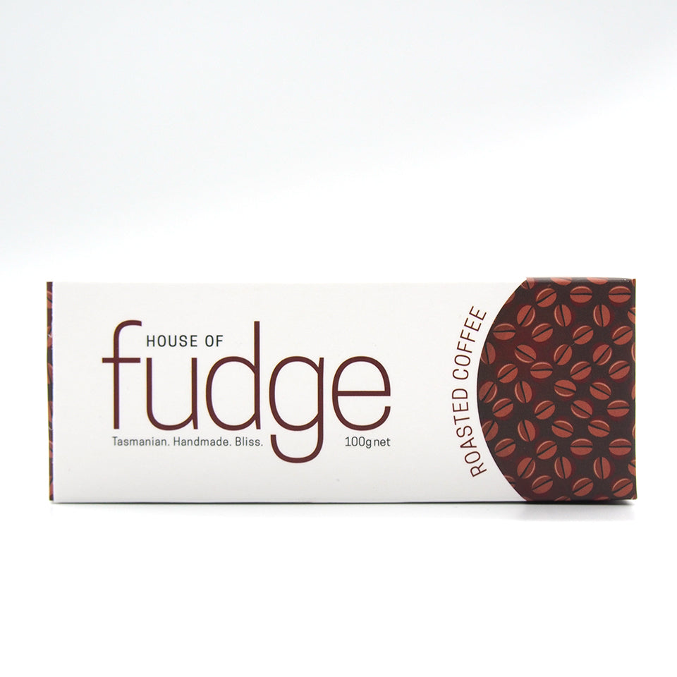 FUDGE - Roasted Coffee
