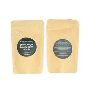 BODY SCRUB - Coffee & Cacao