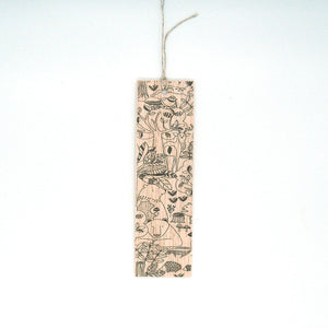 BOOKMARK - Woodland