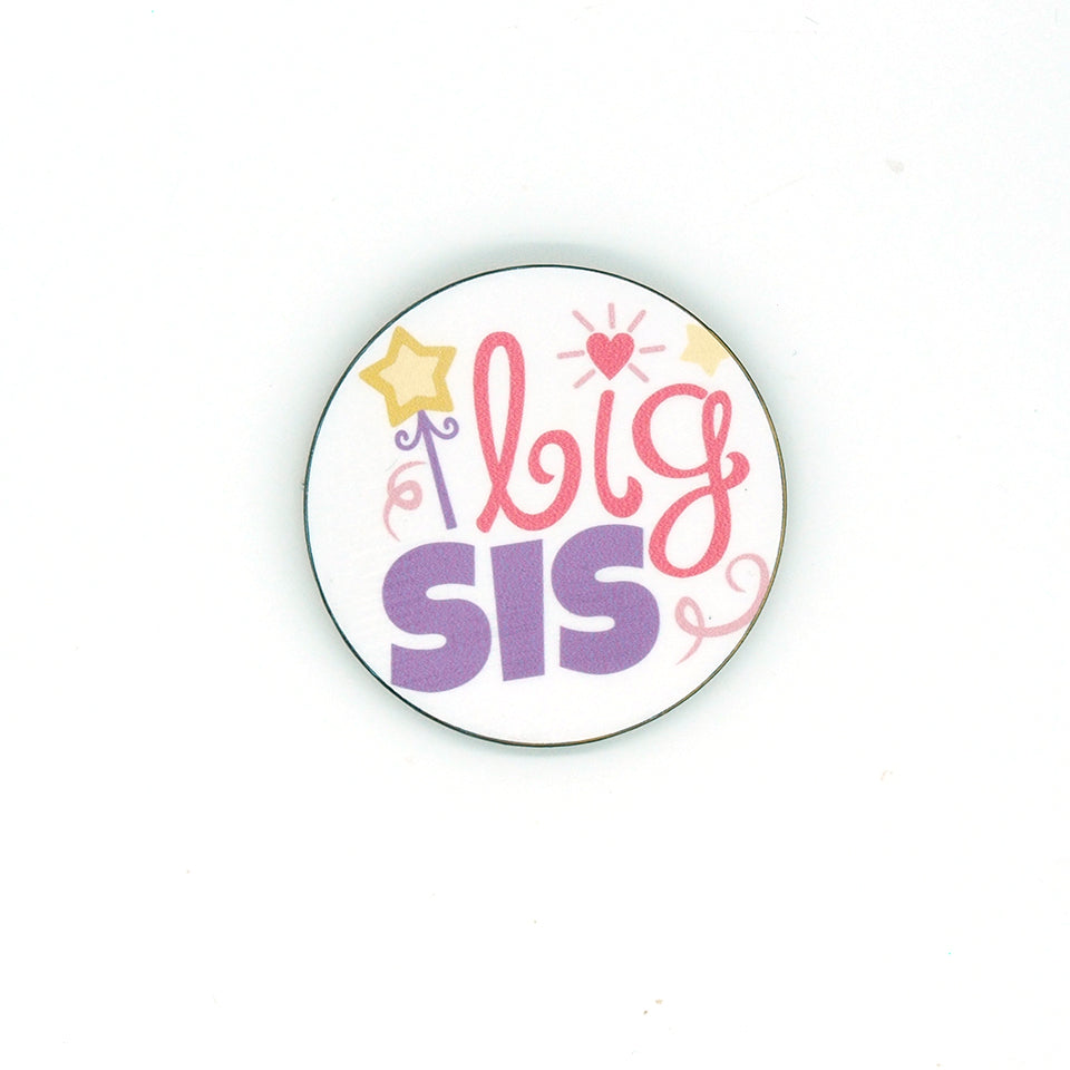 BADGE - Big Sis
