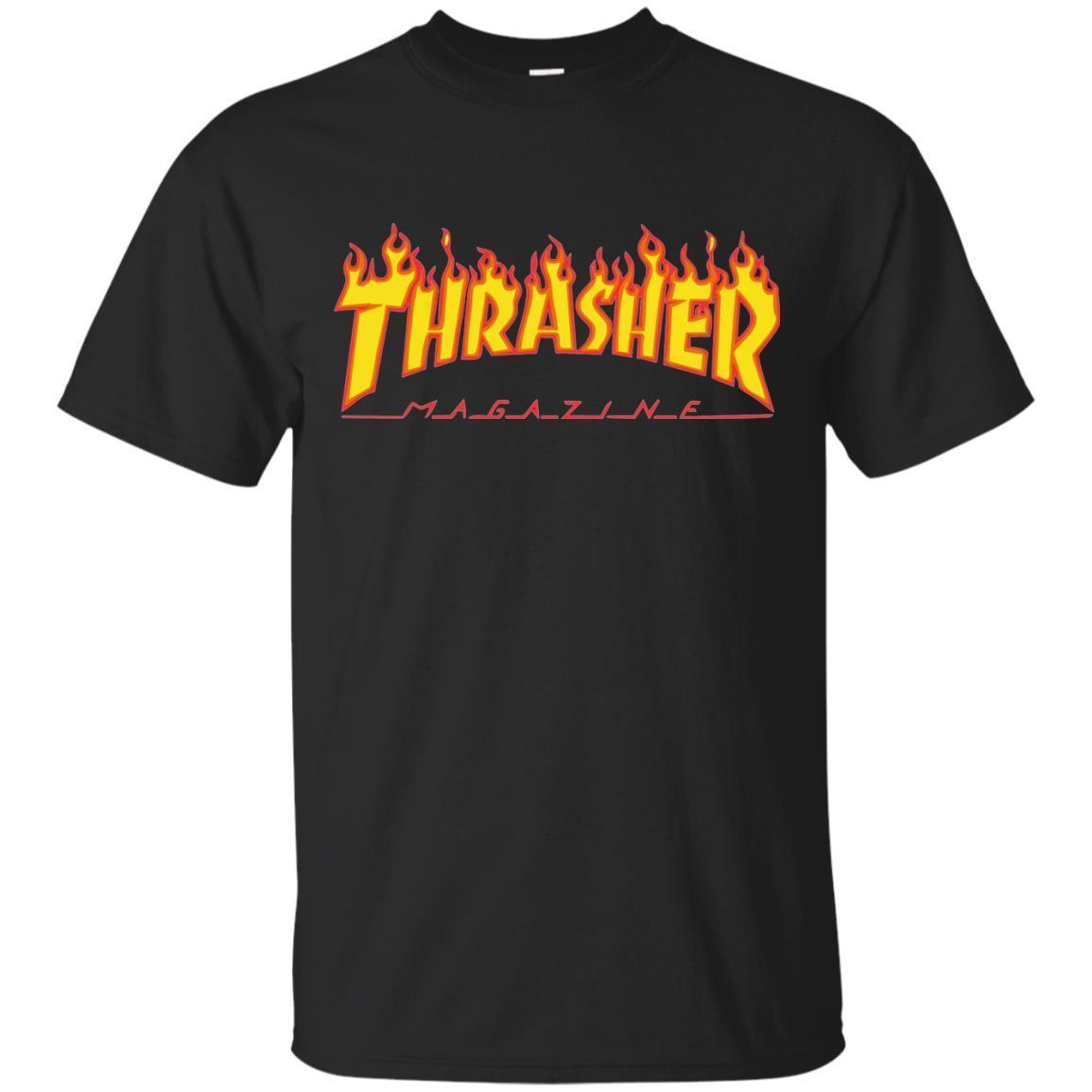 4c92f405091e AGR Thrasher Flame Shirt - AGREEABLE