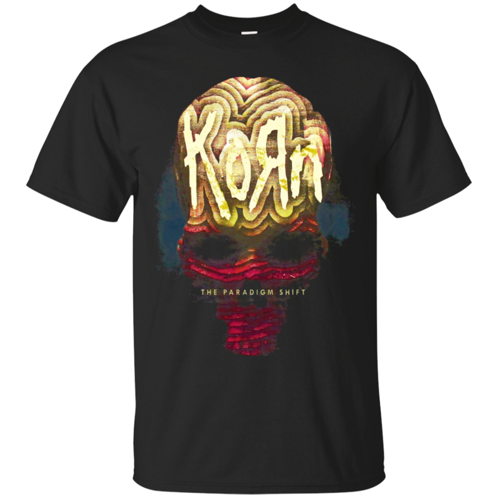 Korn The Paradigm Shift Jonathan Davis Nu Metal T-Shirt