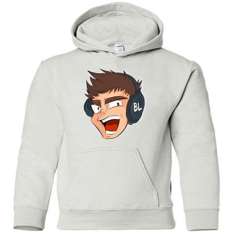 Lazarbeam Youth Pullover Hoodi