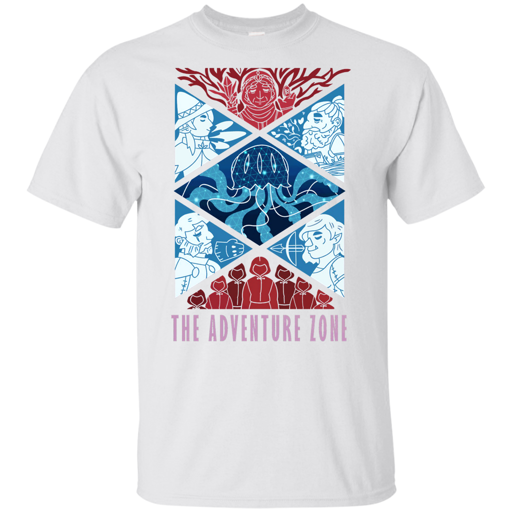 Agr The Adventure Zone Youth T Shirt Agreeable