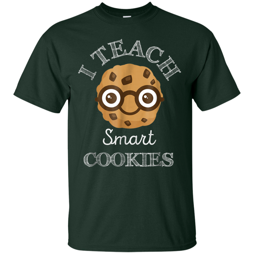 AGR Back To School I Teach Smart Cookies T Shirt Funny Gift