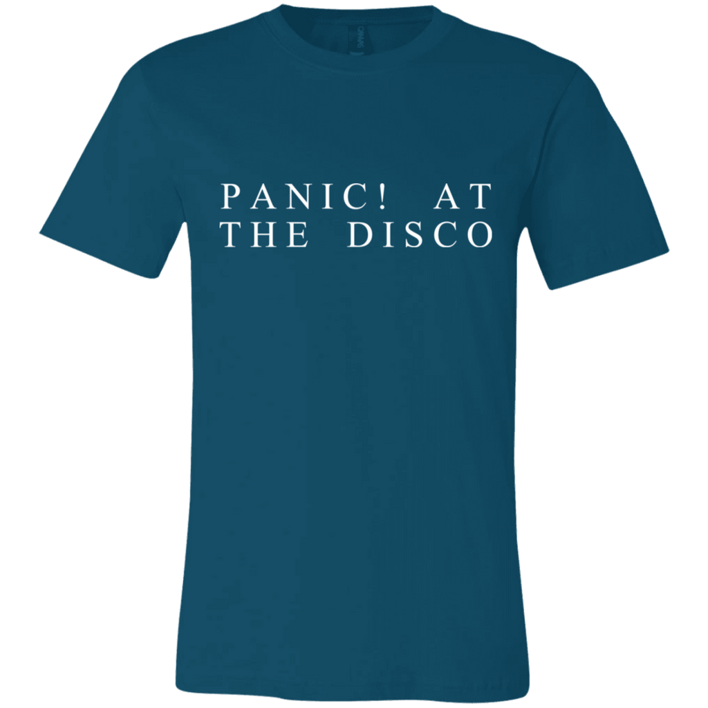 Panic At The Disco Hoodie Classic Band Logo Canvas T-Shirt