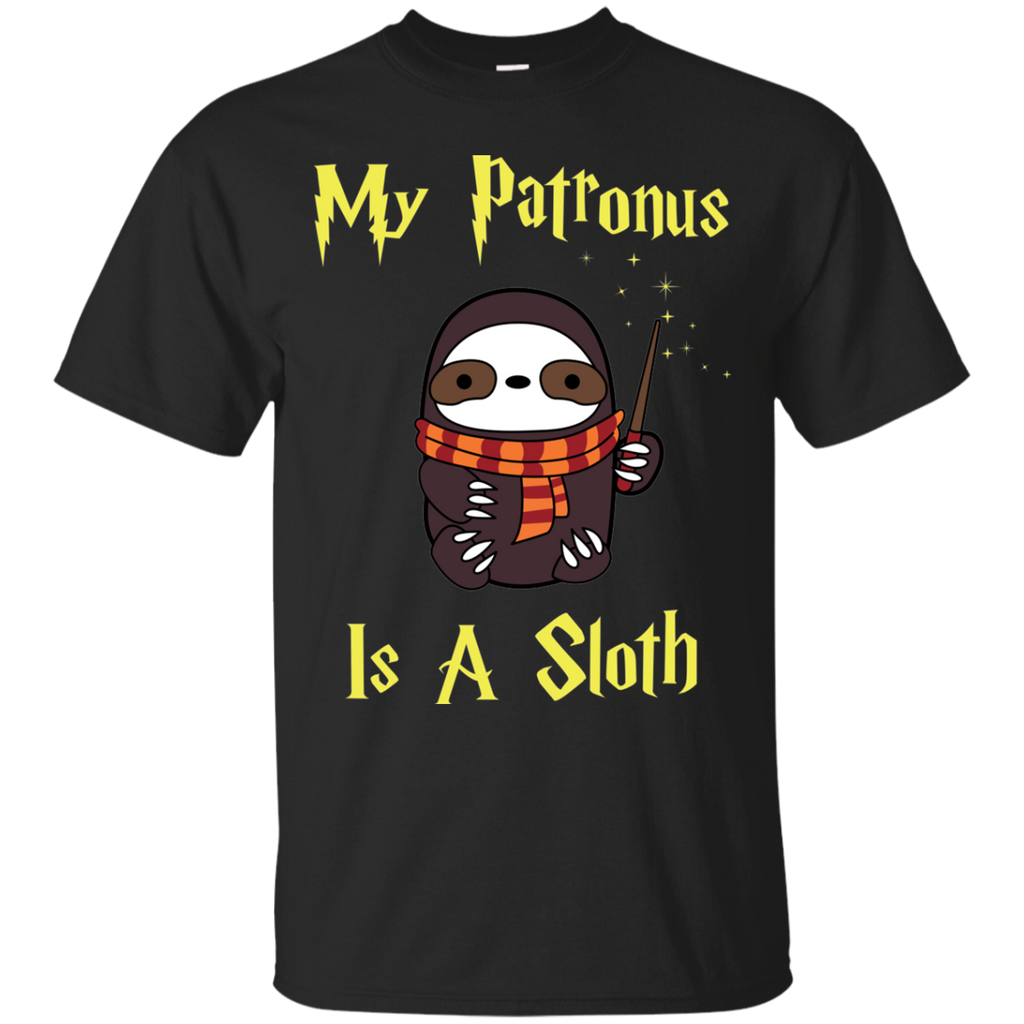 AGR My Patronus Is A Sloth Harry Potter Shirt