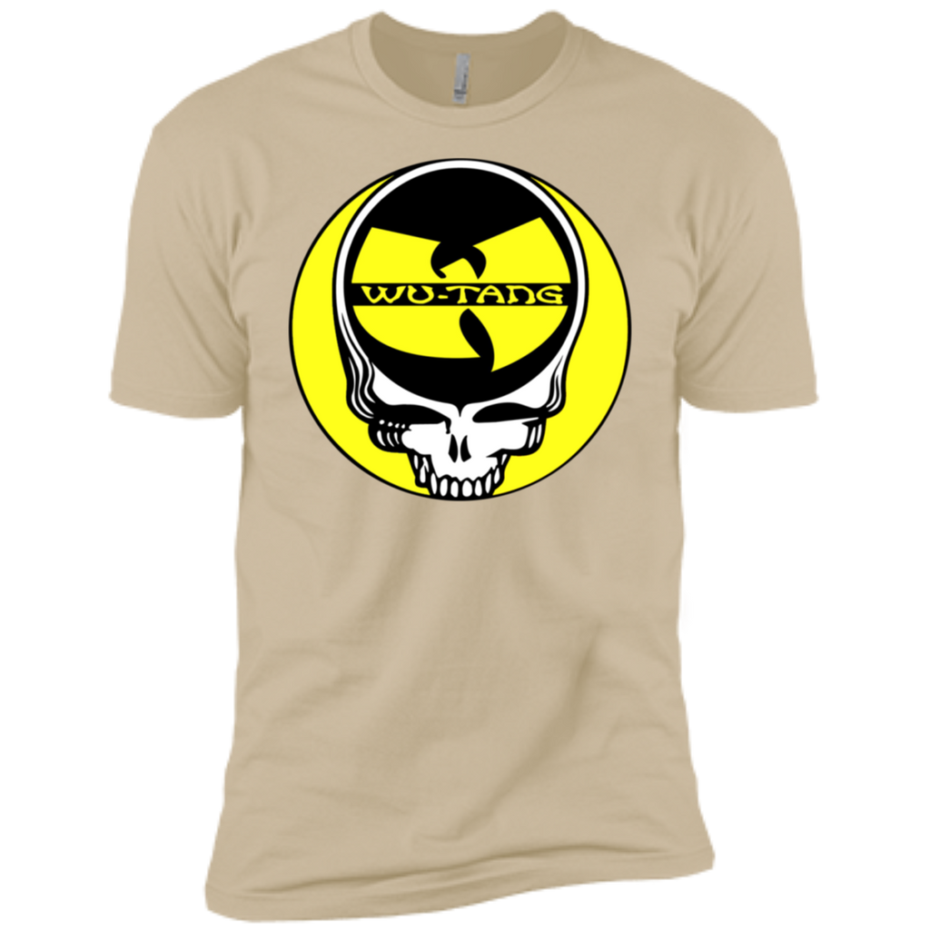 Steal Your Face Wu Tang Clan Band Skull Premium T-Shirt