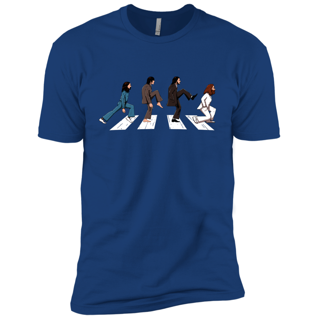 AGR The Beatles Abbey Road Ministry Of Silly Walks Shirt