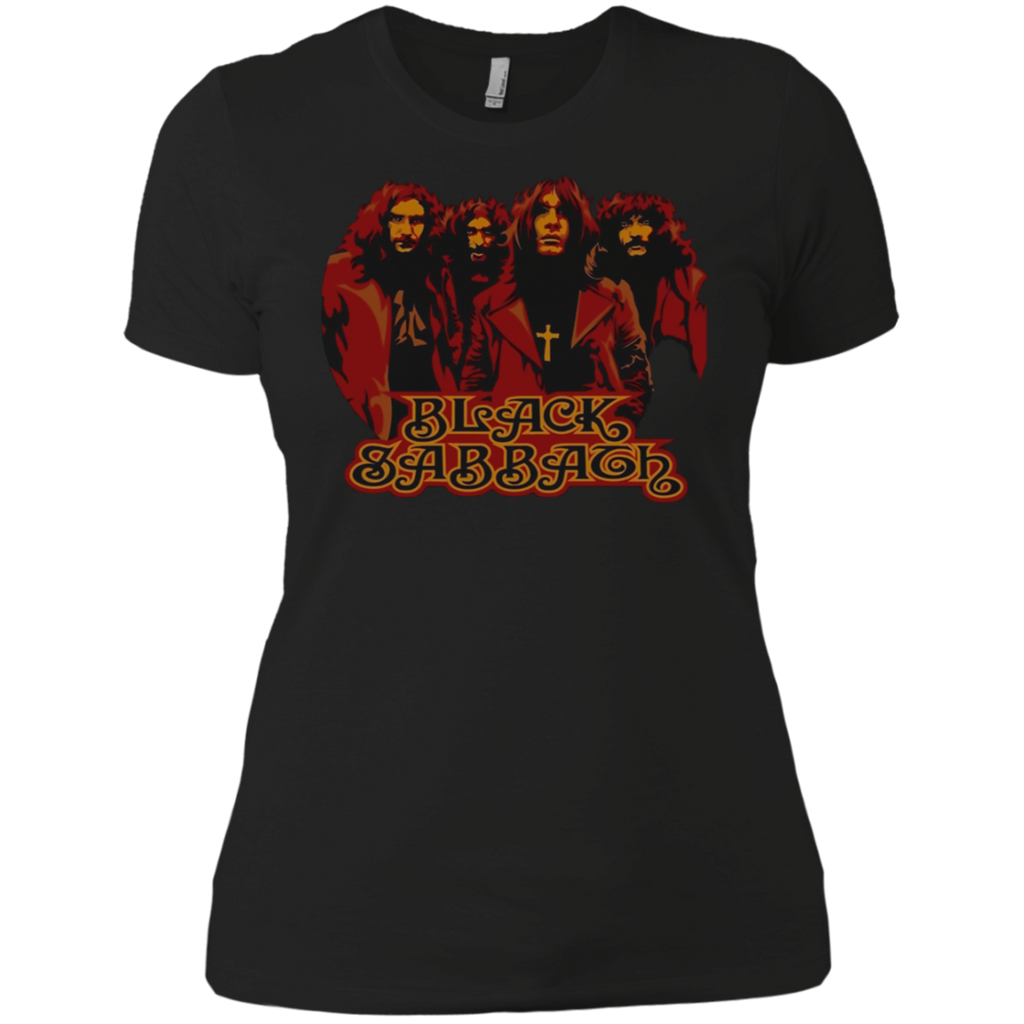 Black Sabbath Greatest Hits - de Rock Ladies Premium T-Shirt