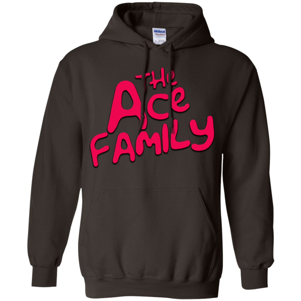 Womens ACE Family Pullover Hoodie
