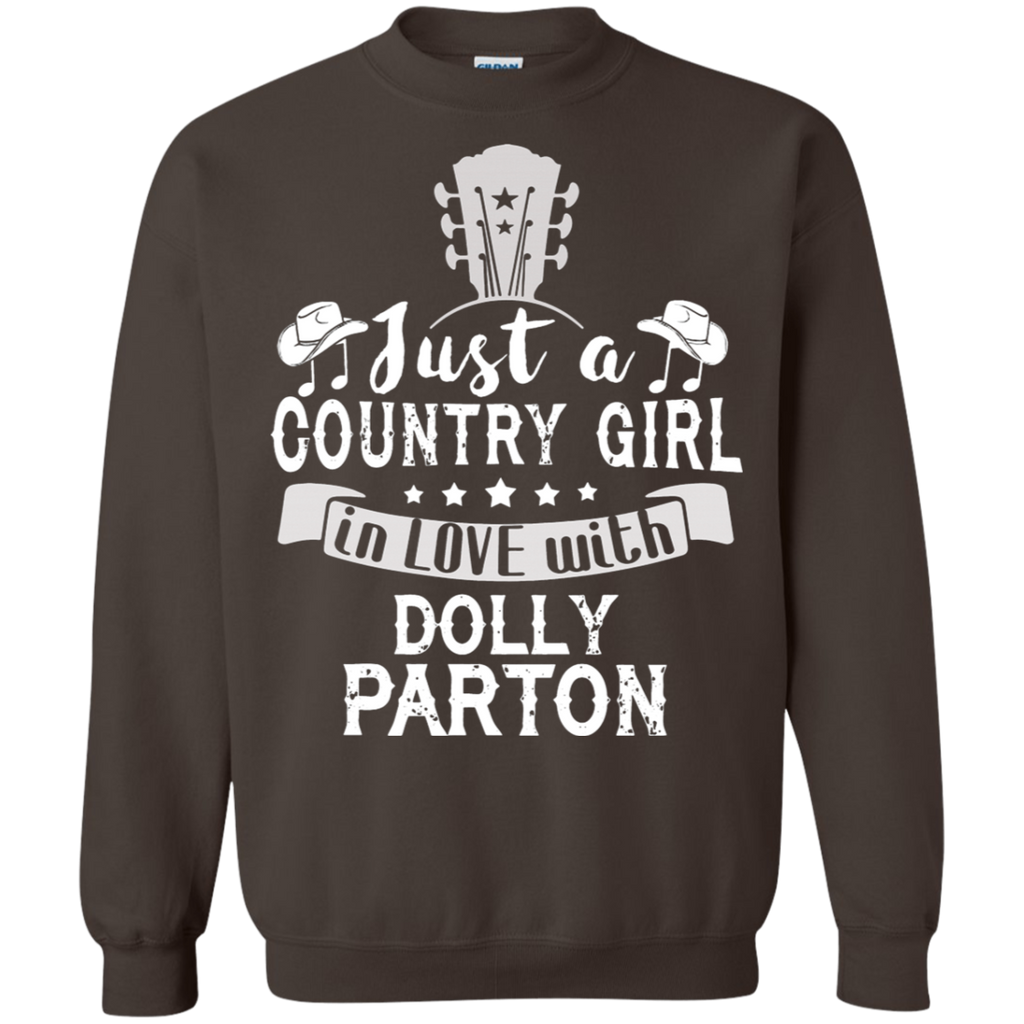 Agr Just A Country Girl In Love With Dolly Parton -7166