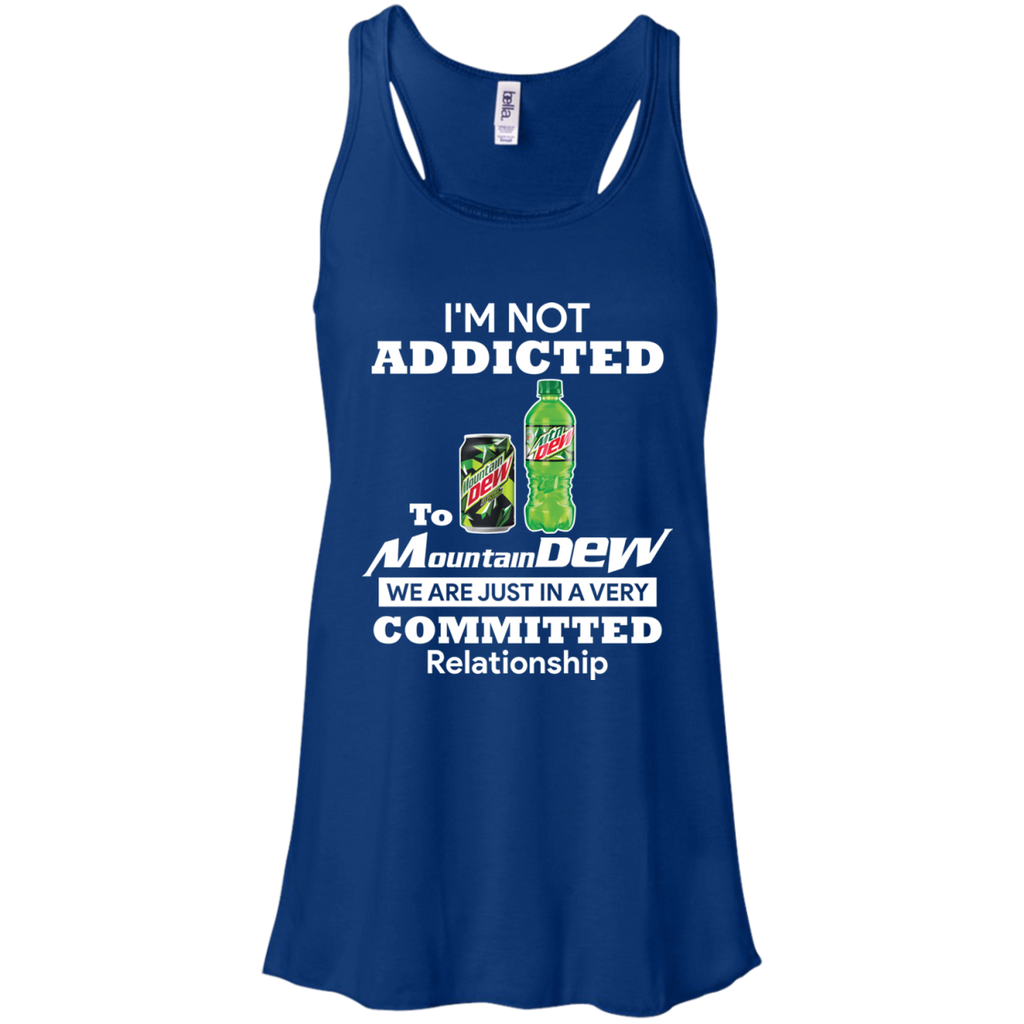 AGR I'm not addicted to Mountain Dew Shirt