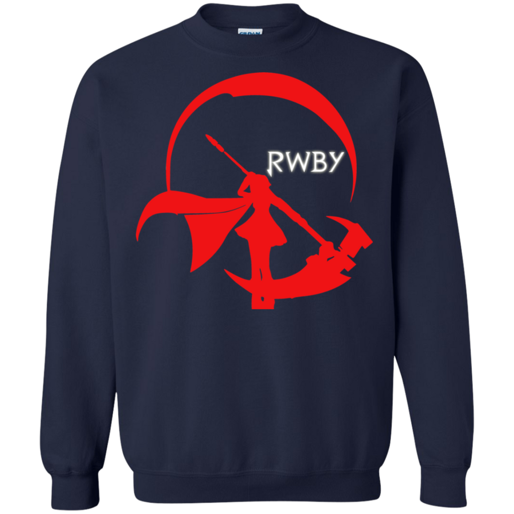 RWBY Ruby Rose Anime Pullover Sweatshirt