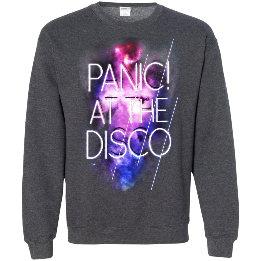 Colorful panic at the disco Pullover Sweatshirt