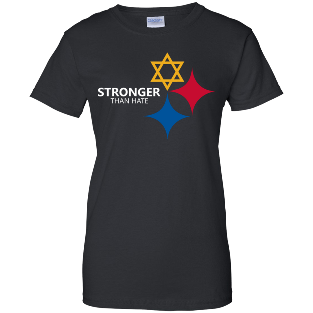 AGR Stronger Than Hate United Together Suport Shirt