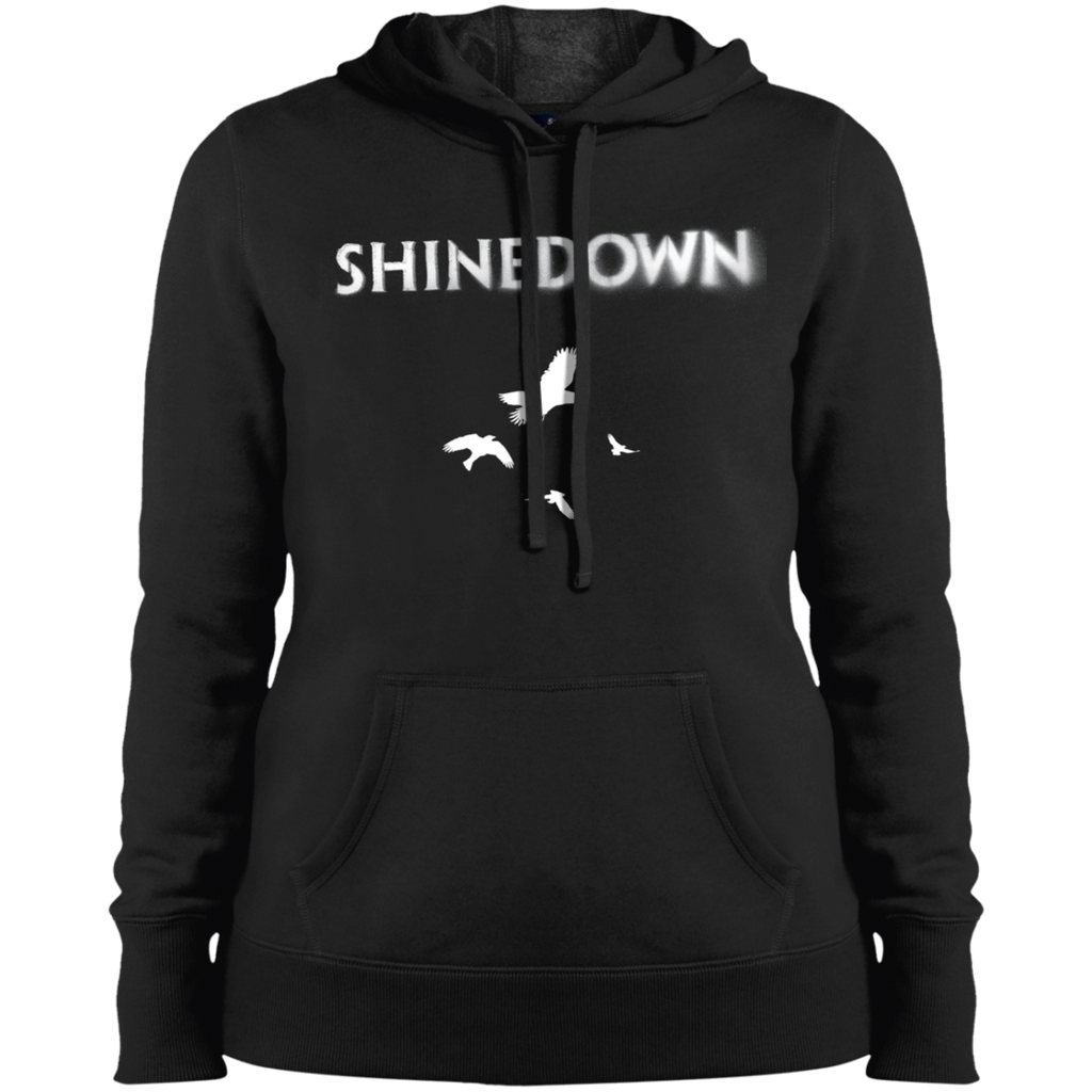 Shinedown Sound Of Madness Ladies Pullover Hoodie