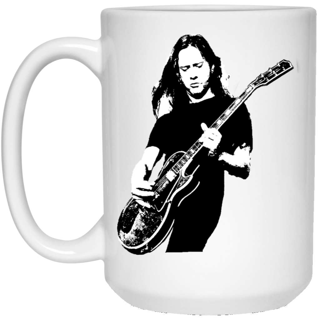 Jerry Cantrell - Alice in Chains White Big Mug
