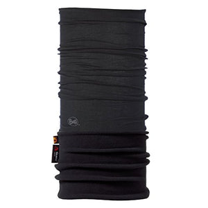 Buff Polar Multifunctional Headwear, Black, One Size