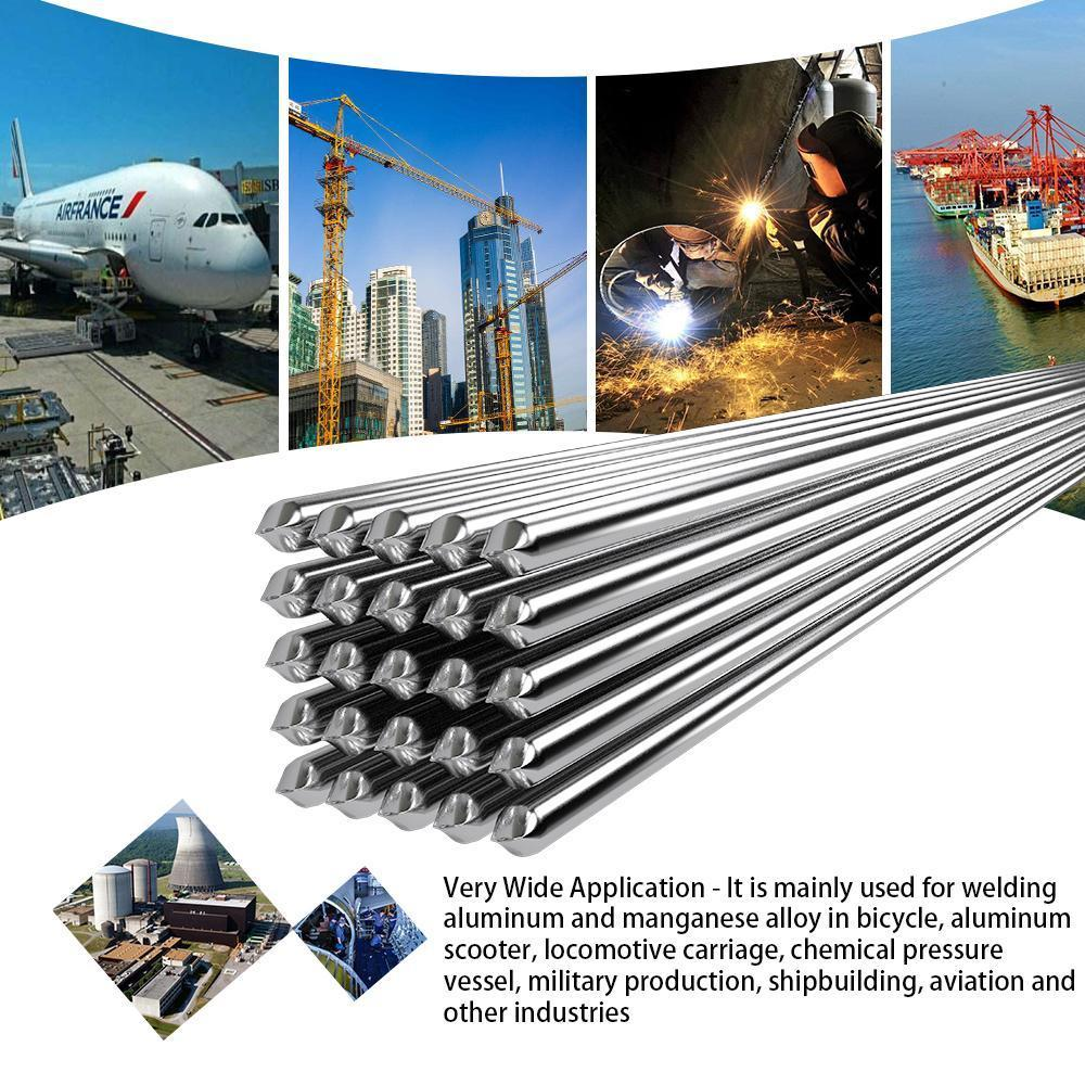 Easy Melt Welding Rods - Low Temperature Aluminum Welding Wire