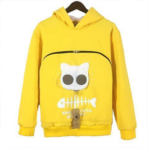 【Hot selling 500 items,60% off today】Sweatshirt Animal Pouch Hood Tops