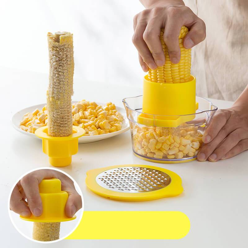 Kitchen Gadgets Stainless Steel Corn Planer