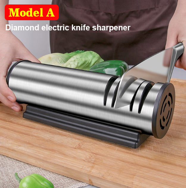 HAKAYI Electric Knife Sharpener